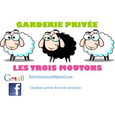 Garderie Privée Les Trois Moutons PROFILE.logo