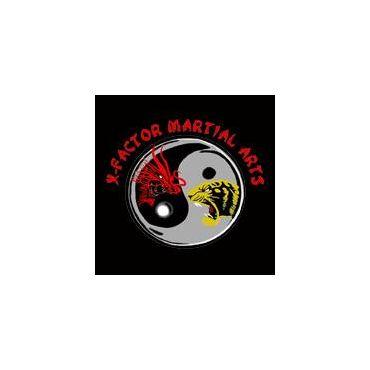 X-Factor Martial Arts PROFILE.logo