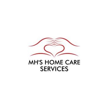 MH's Home Care Services logo