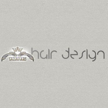 King Hair Design logo