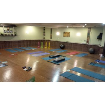 Centered Within Yoga Studio -Location #1
