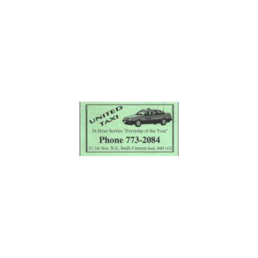 United Taxi Cab PROFILE.logo