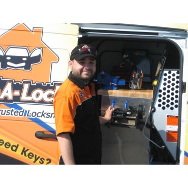 Jason, one of our trusted locksmiths!