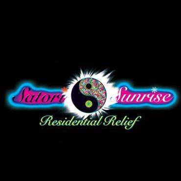Satori Sunrise Residential Relief logo