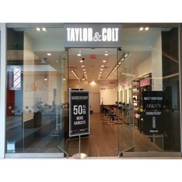 Taylor Colt Barber Spa PROFILE.logo