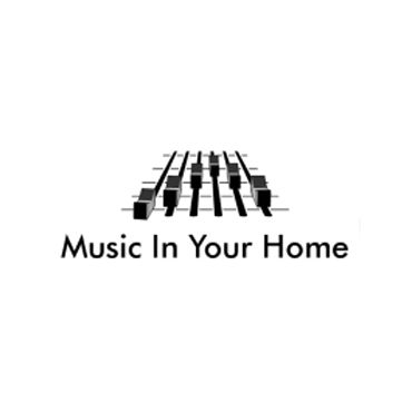 Music In Your Home logo