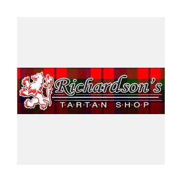 Richardson's Tartan Shop PROFILE.logo