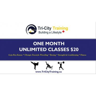 UNLIMITED Classes!