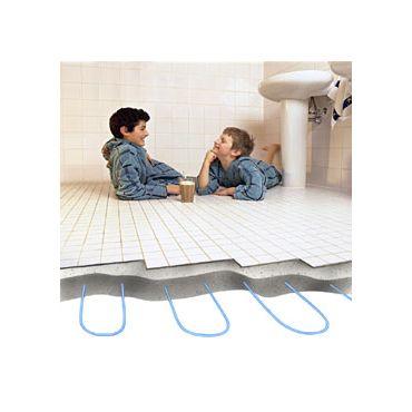 Warm Bathroom Floors