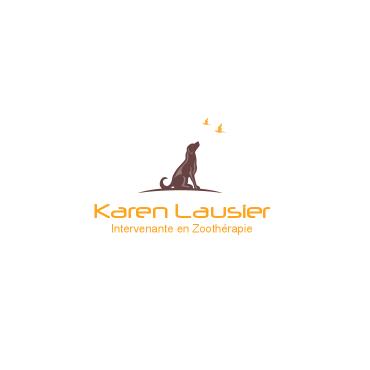 Karen Lauzier, Intervenante en Zoothérapie PROFILE.logo