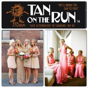 Spray Tanning for Weddings Ottawa