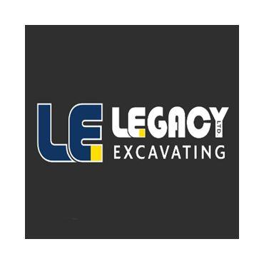 Legacy Excavating Ltd logo
