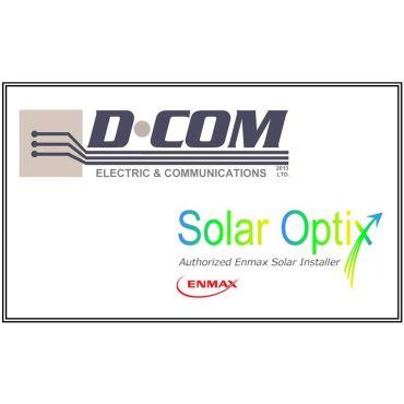 D-COM Electric and Communications Ltd PROFILE.logo