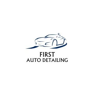 First Auto Detailing PROFILE.logo