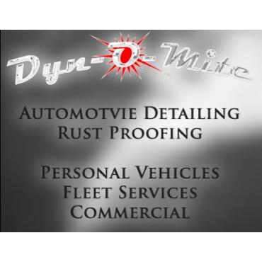 Dynomite Detailing Inc PROFILE.logo