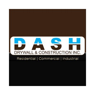 Dash Drywall and Construction Inc. PROFILE.logo