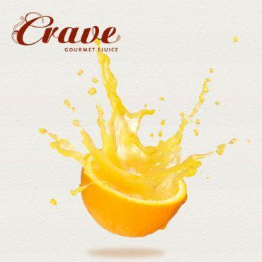 Crave Gourmet Ejuice logo
