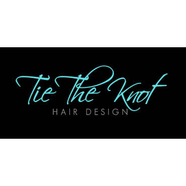 Tie The Knot Hair Design PROFILE.logo