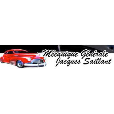 Mecanique Generale Jacques Saill logo