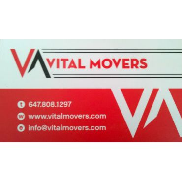 Vital Movers logo