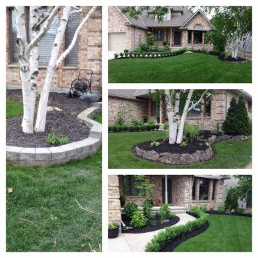 Enhanced Front Garden