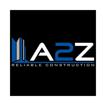 A2Z Reliable Construction logo