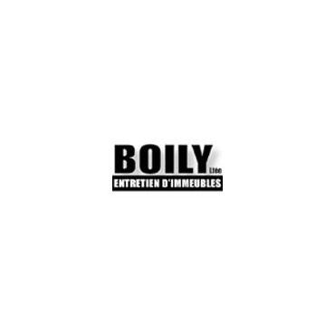 Boily Ltée. Entretien d'immeubles logo