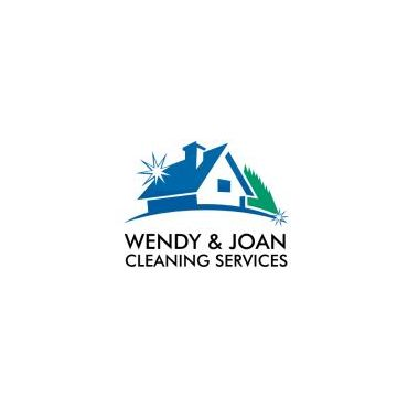 Wendy & Joan Cleaning Services logo