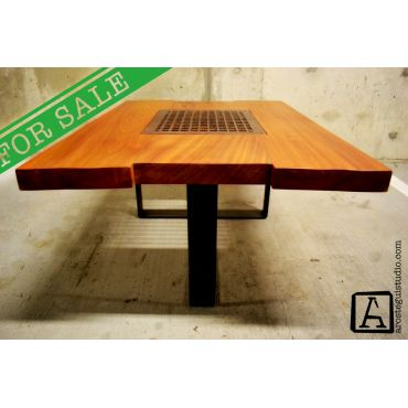 Grate coffee table, currently for sale!