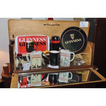 Antique Guinness accessories
