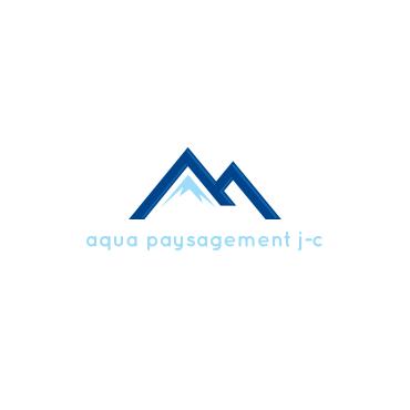 aqua paysagement j-c logo