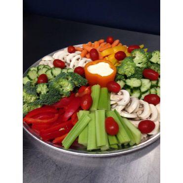 Veggie Tray, We cater!