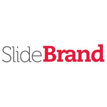 SlideBrand logo