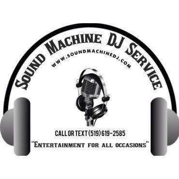 Sound Machine DJ Service PROFILE.logo