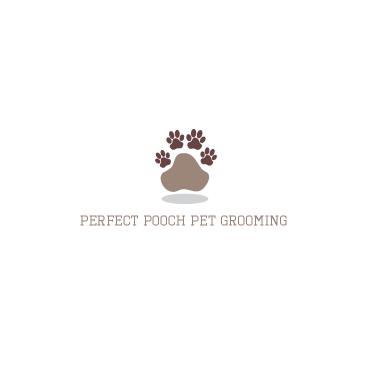 Perfect Pooch Pet Grooming logo