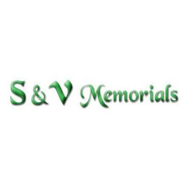 S&V Memorials PROFILE.logo