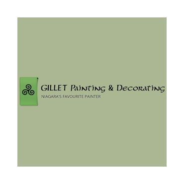 Gillet Painting & Decorating logo