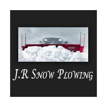J.R. Snow Plowing logo