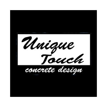 Unique Touch Concrete Design PROFILE.logo