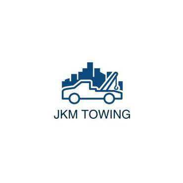 JKM Towing logo