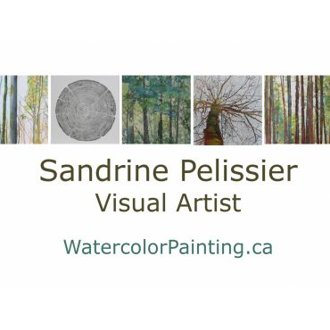 Sandrine Pelissier Visual Artist PROFILE.logo