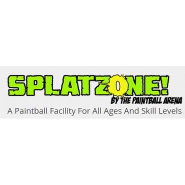 Splatzone Paintball logo