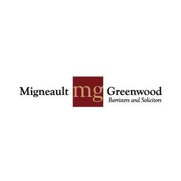 Migneault  Greenwood logo