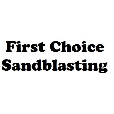 First Choice Sandblasting PROFILE.logo