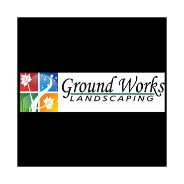 Ground Works Landscaping PROFILE.logo