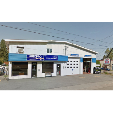 Garage Boivin Ronald Inc logo