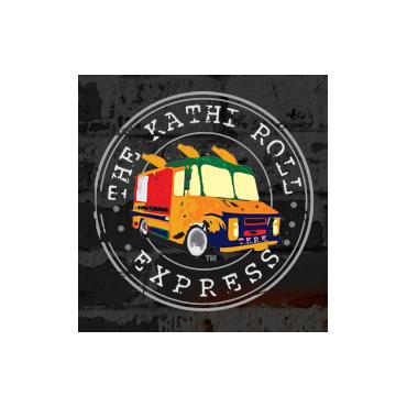 The Kathi Roll Express PROFILE.logo