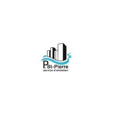 P St Pierre Nettoyage Après Construction logo