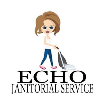 Echo Janitorial Service logo