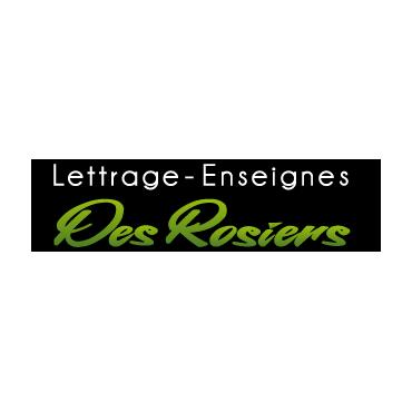 Lettrage Desrosiers logo